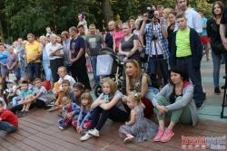 Музыкальный фестиваль «Красногорск столица Рок-Н-Ролла» 2018 в парке культуры и отдыха «Ивановские пруды».